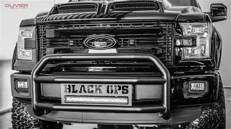 Tuscany Black Ops Ford F-150 2016 Exclusive - YouTube