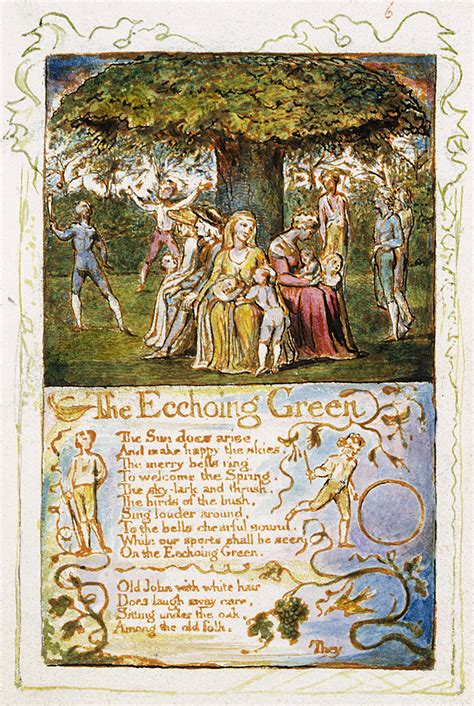 The Echoing Green - Wikiwand