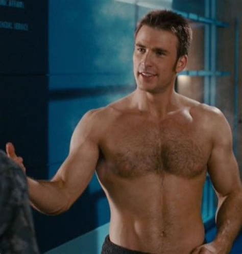 The First Avenger: Zander Does Chris Evans   OutWyrd Bound