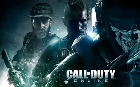 Call of Duty Online Game Wallpapers   HD Wallpapers   ID