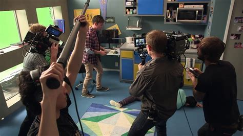 VGHS S3E1 - Behind the Scenes - YouTube