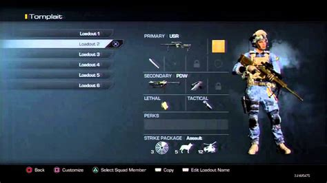 BEST SNIPER CLASS SETUP Call of Duty Ghosts Cod Ghosts