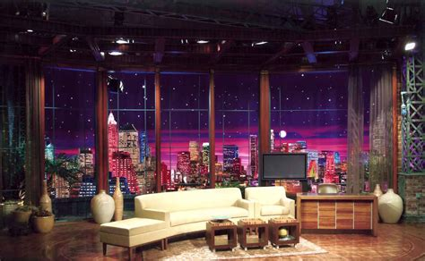 The Tonight Show with Jay Leno - Alan Desk Business