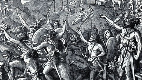 8 Famous Barbarian Leaders - History Lists