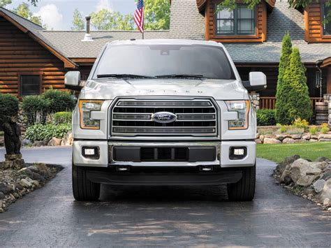 The 2017 Ford F150 is Laughably Good - The Drive