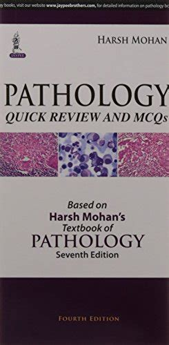[PDF] Pathology Quick Review and Mcq's, Fourth edition