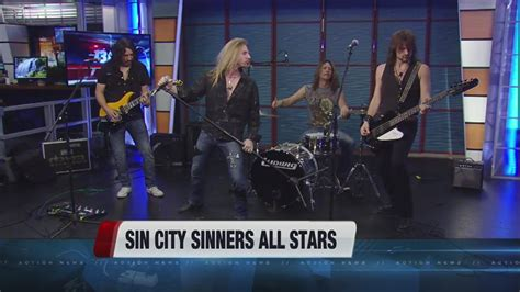 Sin City Sinners All Stars perform - YouTube