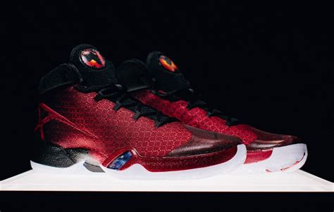 Red Air Jordan 30   Sole Collector