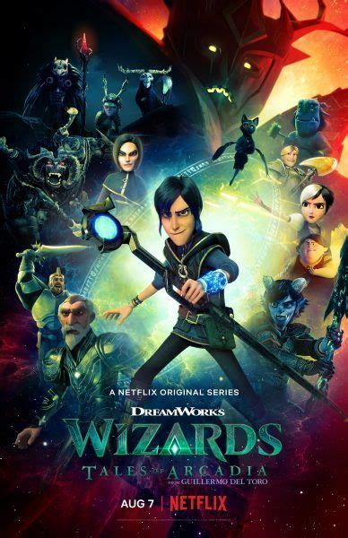 Wizards Release Date Confirmed for Final Chapter of Tales